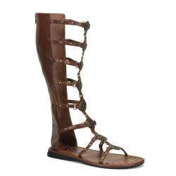 Chaussure Romaine marron ROMAN-15