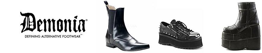 Chaussure gothique Demonia homme