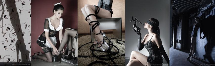 Chaussure sexy et fetiche par Devious