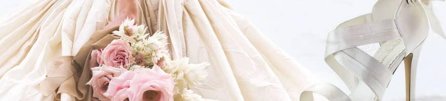 chaussure de mariage avec ou sans plateforme