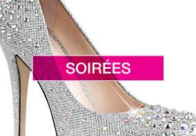 Chaussure de soirées