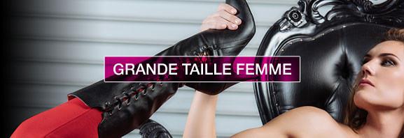 CHAUSSURE FEMME GRANDE TAILLE DU 35 AU 44 VOIRE 46 POUR FEMME ET HOMME DE GOUTS