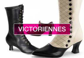 Chaussures victoriennes